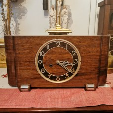 Fireplace Clock - 20th century