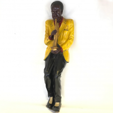 Statue - Jazz Musician