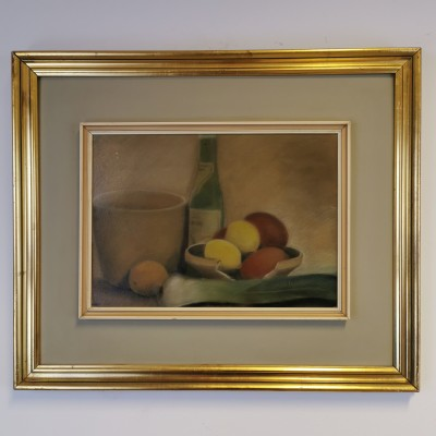 Oil Painting - Ludvik Jerala - Fruit
