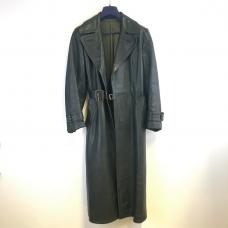 Officer's coat - Leather - Women's