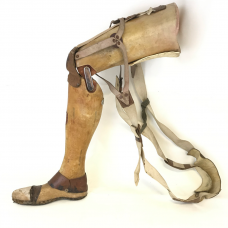 Leg Prosthesis - World War 2