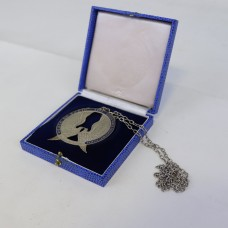 Medal - Sterling Silver - Peace in the World - Wallace