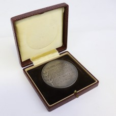 Medal - Silver - 1950 - 40 years of work