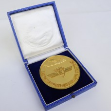 Medal - Gold color - LAS 94