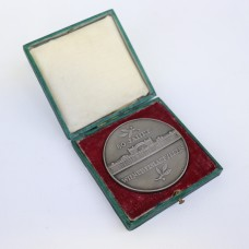 Old Medal - Silver Color - 80 years of skating