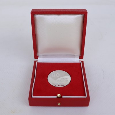 Old Medal - Silver - OGB 80 Years