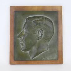Copper Plaque - Jakopich 1944