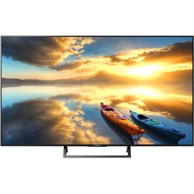 "LCD TV Sony Bravia KD65XE7005BAEP 165 cm (65 "") 4K X-Reality PRO HDR LED XR 200 Hz Wi-Fi"