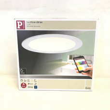 Smart Paulmann Ceiling light - IP44-270 - 3.5W - White