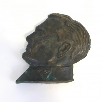 Tito Profile - Bronze