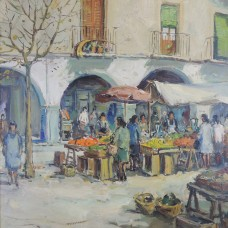 Oil on canvas - Signed – Juan Soler Tobella