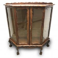 Antique Showcase – Massive wood (Imbuia wood)