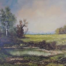 Oil Painting – 20. Century – Signed Kurt Lührs