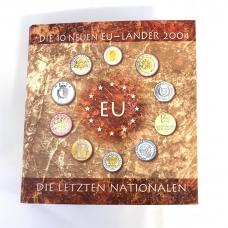 Album Coin – 10 New EU Lands 2004