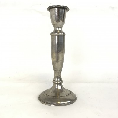 Silver plated Candle Holder