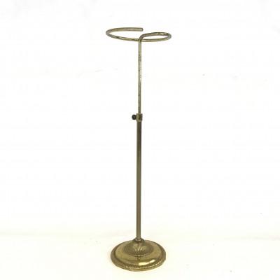 Old Napkin Holder – Brass – Round top